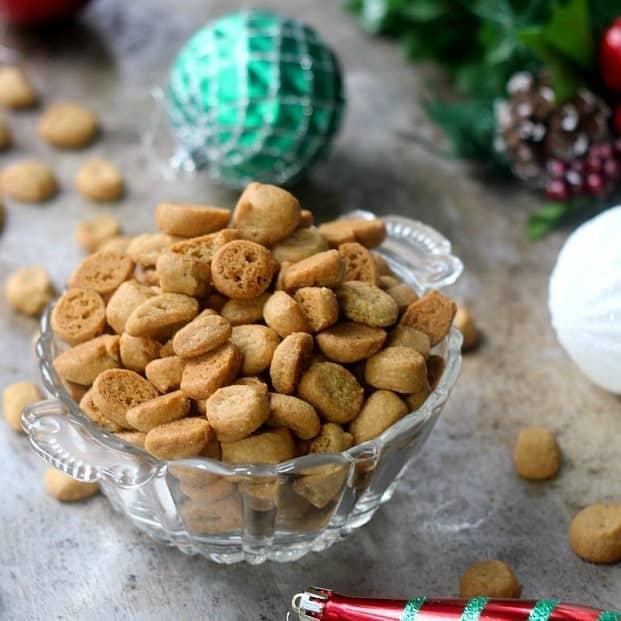 Peppernuts (Pfeffernusse Cookies) | Baker Bettie