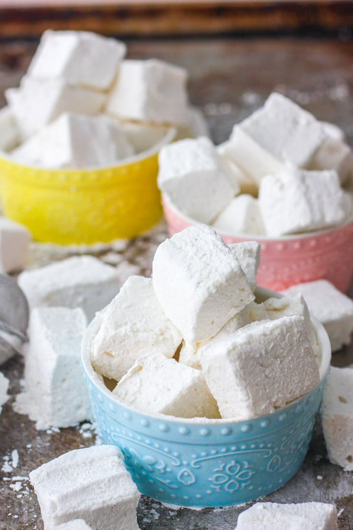 Homemade Marshmallows, How to Make Marshmallows | Baker Bettie