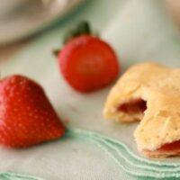 Strawberry Breakfast Pastries
