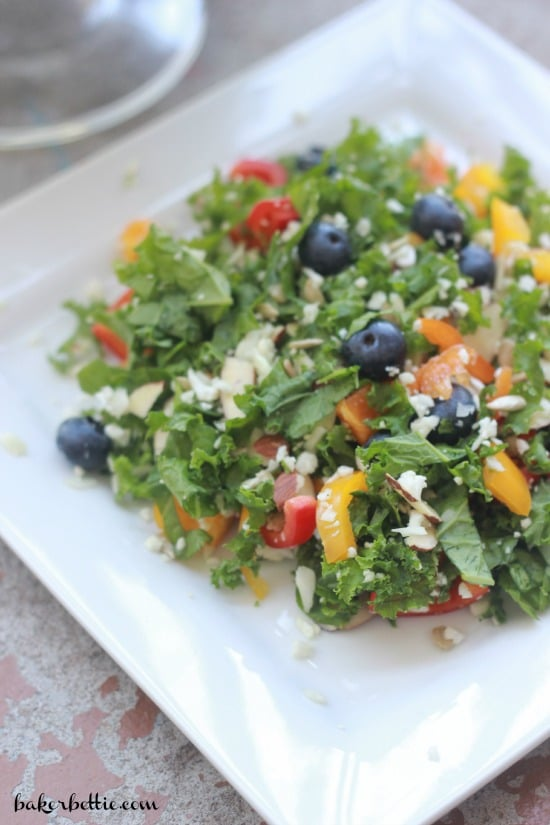 Kale Superfood Salad