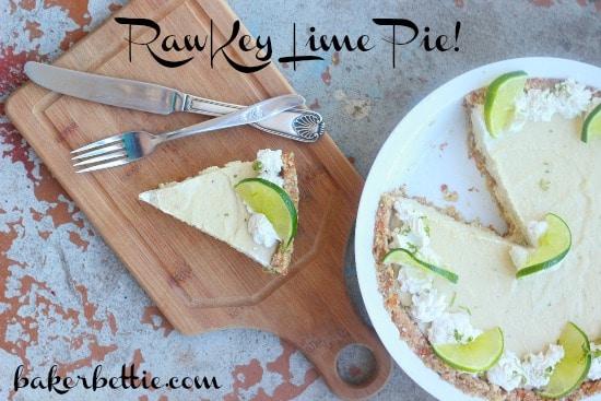Paleo Key Lime Pie