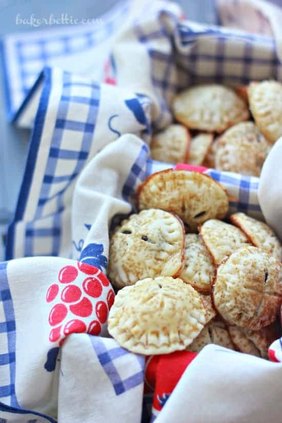 Mini Chocolate Hand Pies