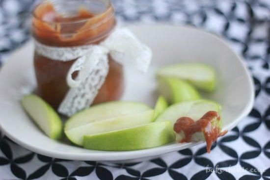Cinnamon Salted Caramel Sauce (vegan)
