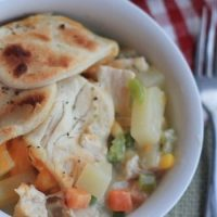 Chicken Pot Pie Casserole