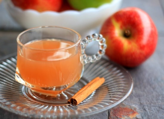Homemade Crockpot Apple Cider Recipe- Baker Bettie