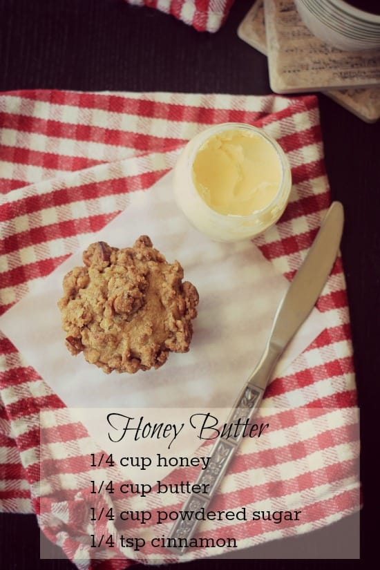 Apple Streusel Muffins (vegan)