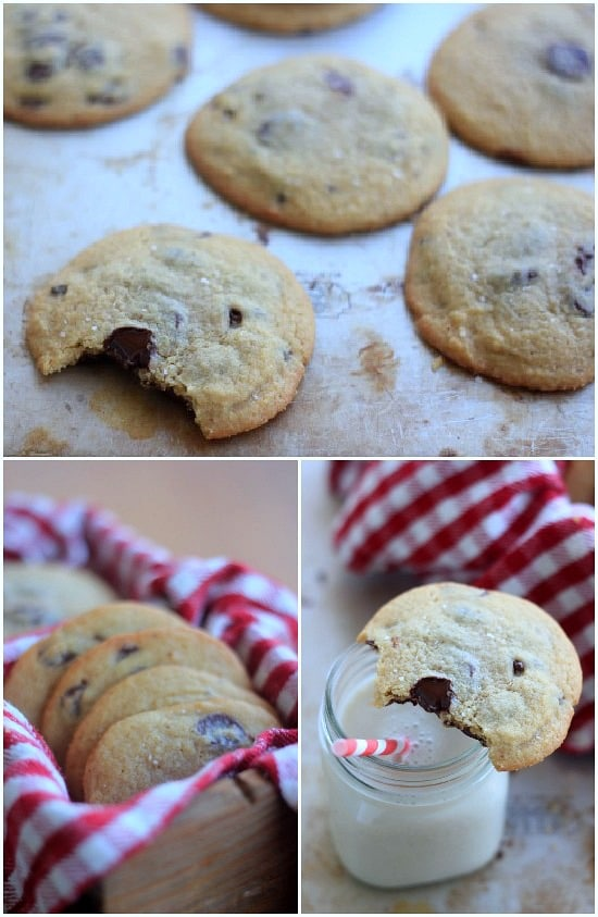 Chocolate Chip Cookie Recipe Without Baking Soda or Baking