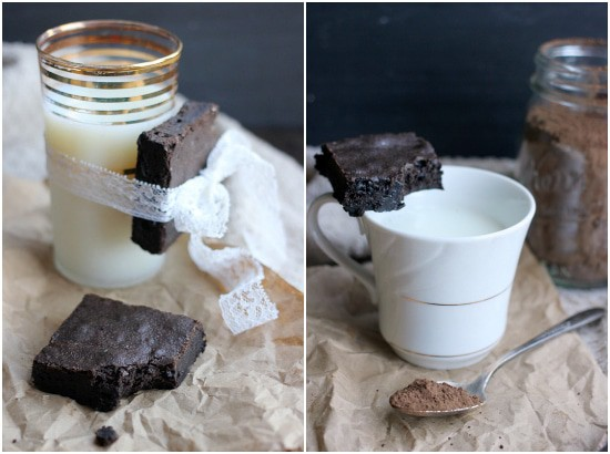 5 Ingredient Fudgy Brownies