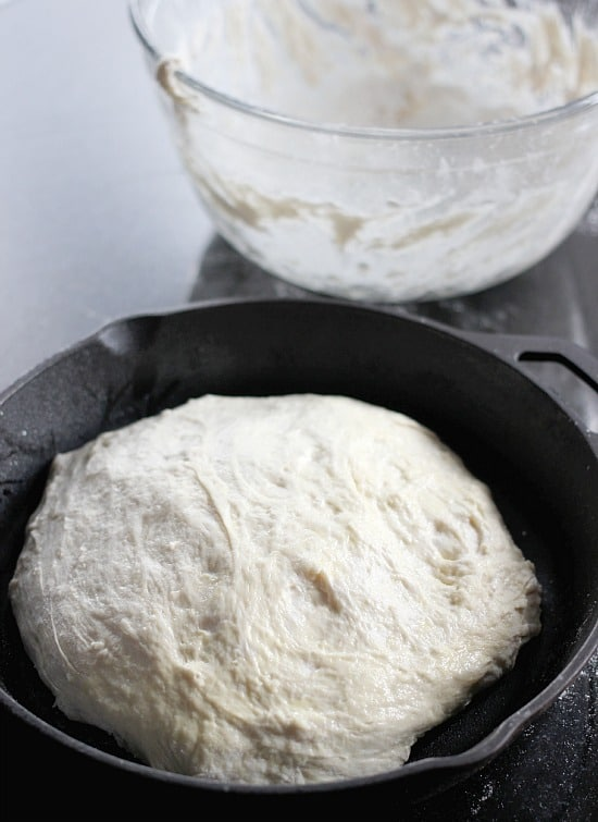 4 Ingredient No-Knead Bread