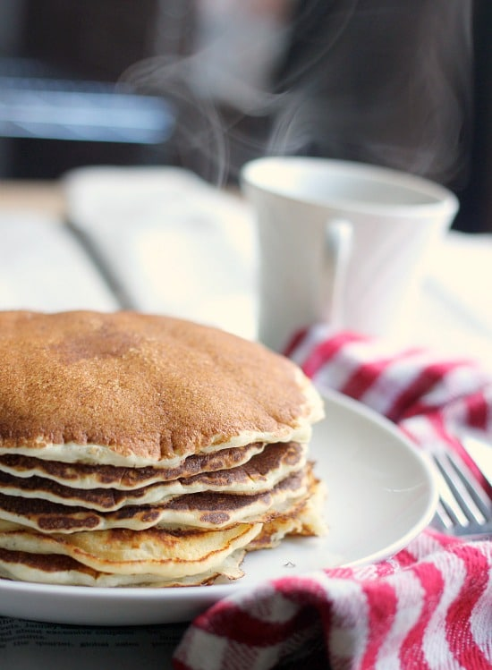 Simple Classic Pancakes
