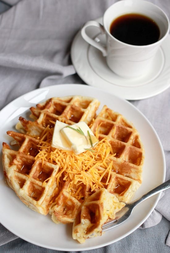 waffle blt with egg cheddar whole wheat waffle blt sandwiches recipe ...