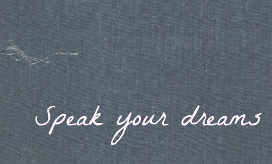 speak-your-dreams