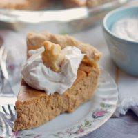 The Best Creamy Pumpkin Pie