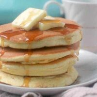 Souffle Pancakes (Pancakes without Baking Powder)