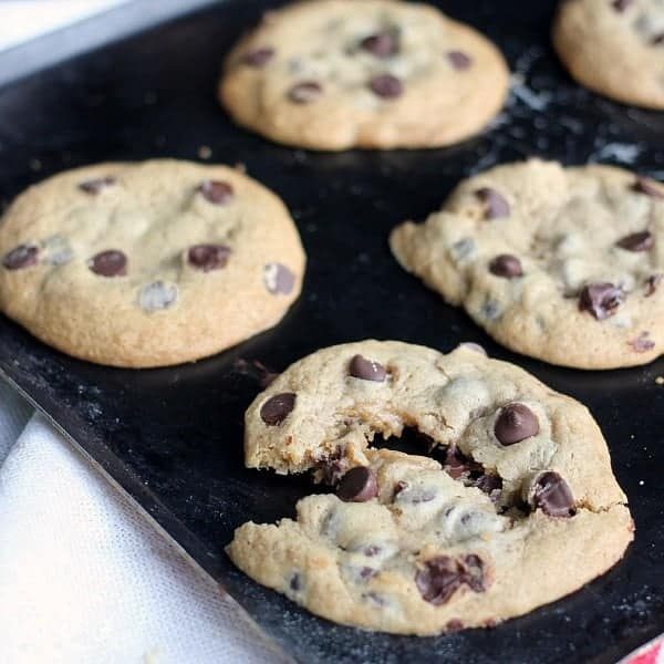 Blog | Baker Bettie Soft and Chewy Chocolate Chip Cookies