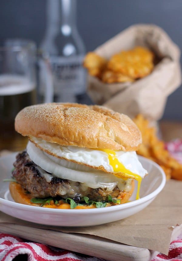 chorizo-burger-egg