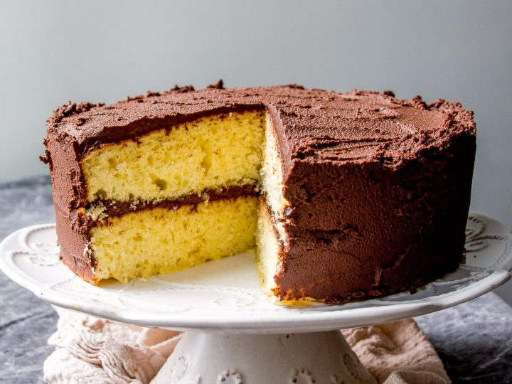 Yellow cake recipe 2