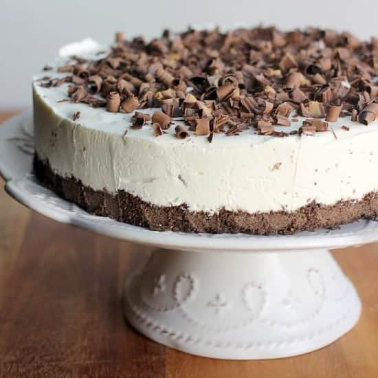 Blog | Baker Bettie Easy, Light and Airy, No-Bake Cheesecake