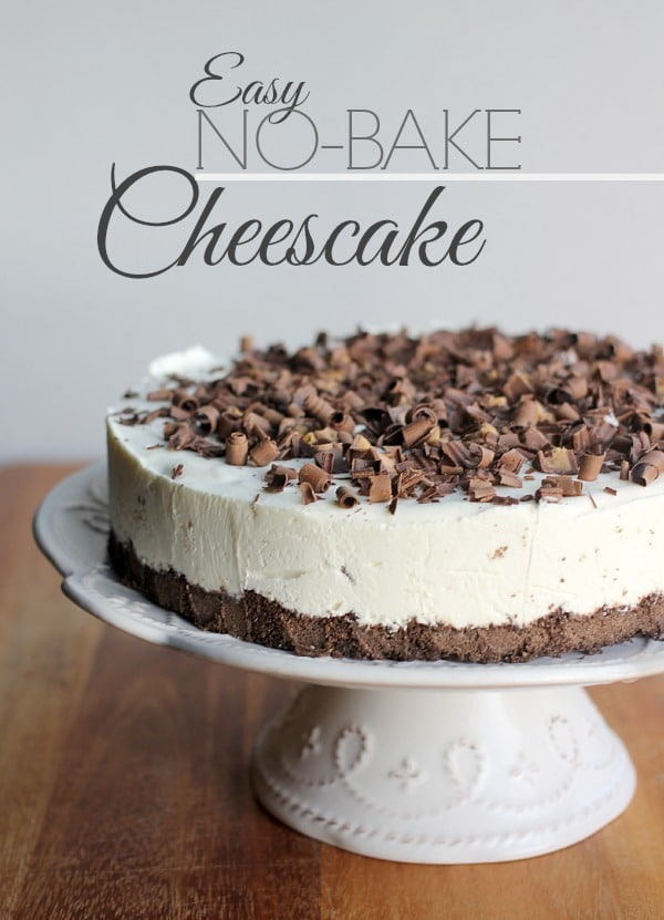 Easy Cheesecake Filling For Cake