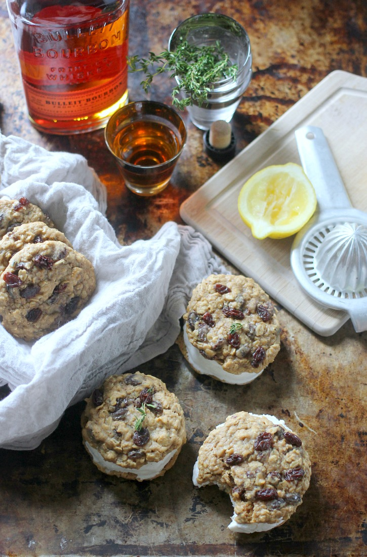 bourbon-oatmeal-cookies