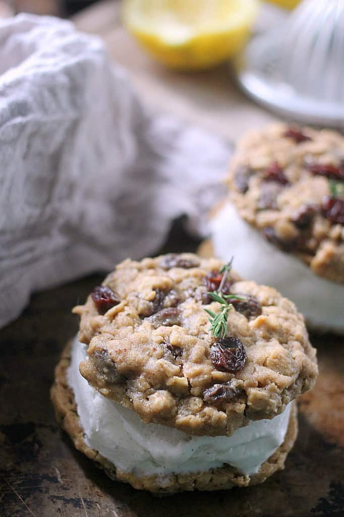 bourbon-oatmeal-raisin-cookies