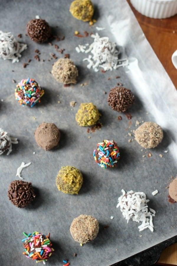 How to Make Chocolate Truffles   Baker Bettie