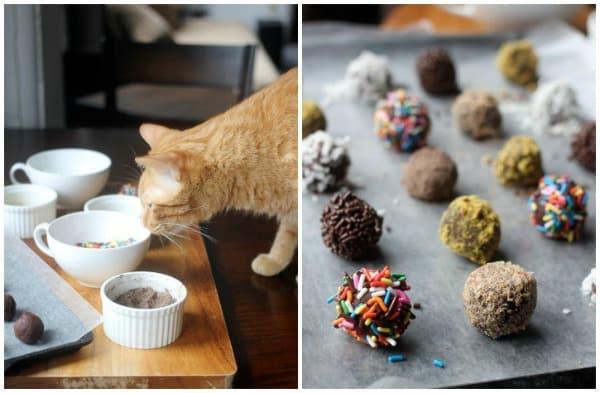 How to Make Chocolate Truffles | Baker Bettie
