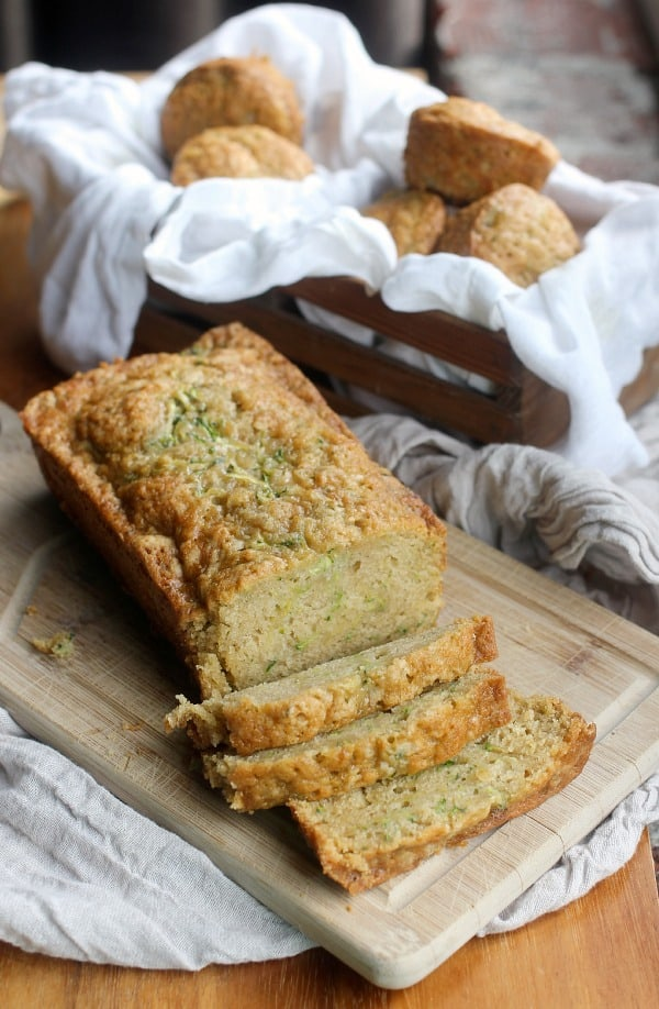 How to Make Zucchini Bread (video tutorial)- Baker Bettie