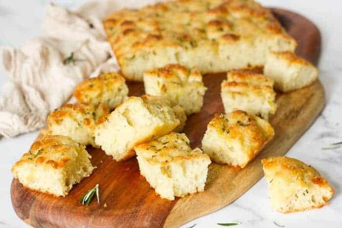 How To Make Focaccia Bread Baker Bettie