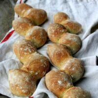 Epi Bread (Wheat Stalk Bread)