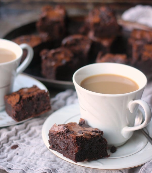 The Fudgiest Brownies in All the Land- Baker Bettie