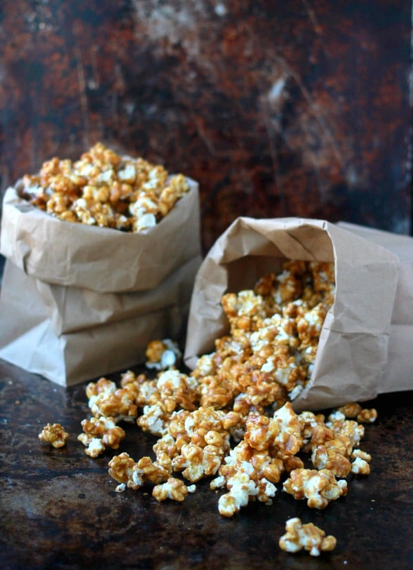 Salted Caramel Corn- Baker Bettie
