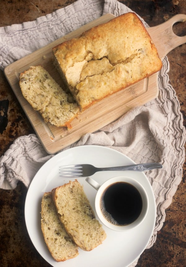Simply Perfect Easy Banana Bread | Baker Bettie