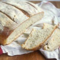 4 Ingredient Bread