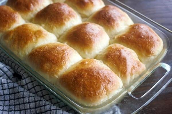 Make Ahead Soft Yeast Rolls Baker Bettie