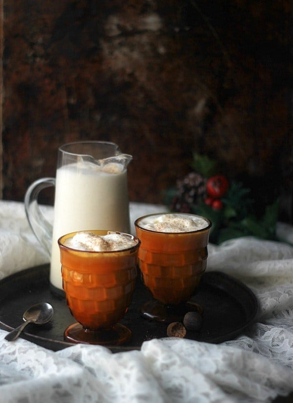 How to Make Eggnog | Baker Bettie