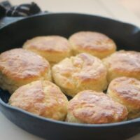 Classic Butter Biscuits