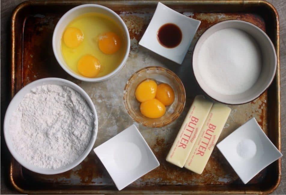 Mise En Place For Baking Baker Bettie