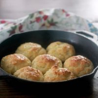 Easy 3 Ingredient Self-Rising Flour Biscuits