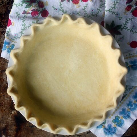 Perfect All-Purpose Pie Crust