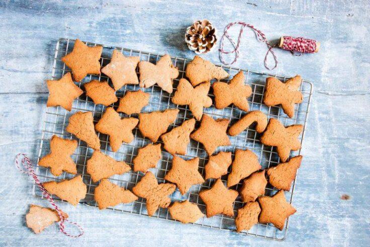 Pierniczki Swiateczne | Polish Christmas Cookies