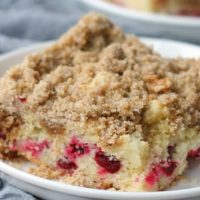 Classic Streusel Topping