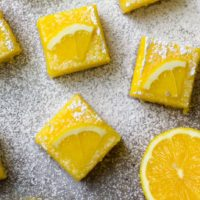How to Make the BEST Lemon Bars