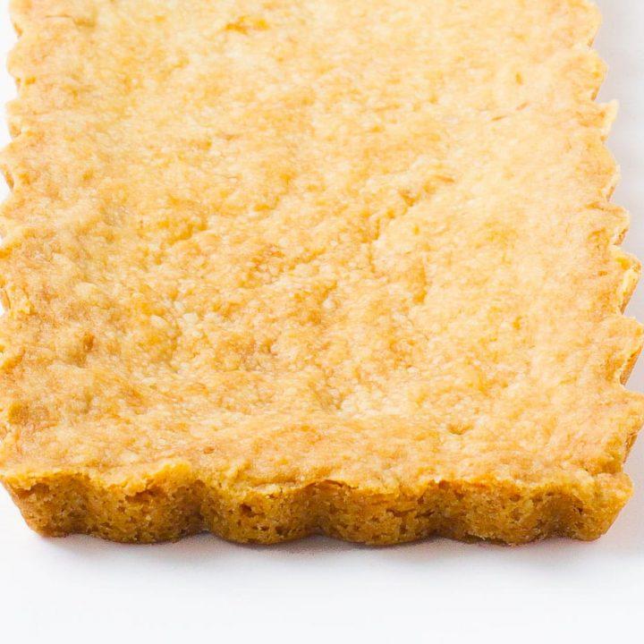 Shortbread Crust, Sable Breton Crust