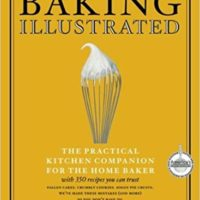 Baking Illustrated Book