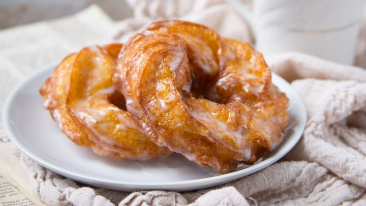 French Cruller Donuts How To Make French Crullers Baker Bettie