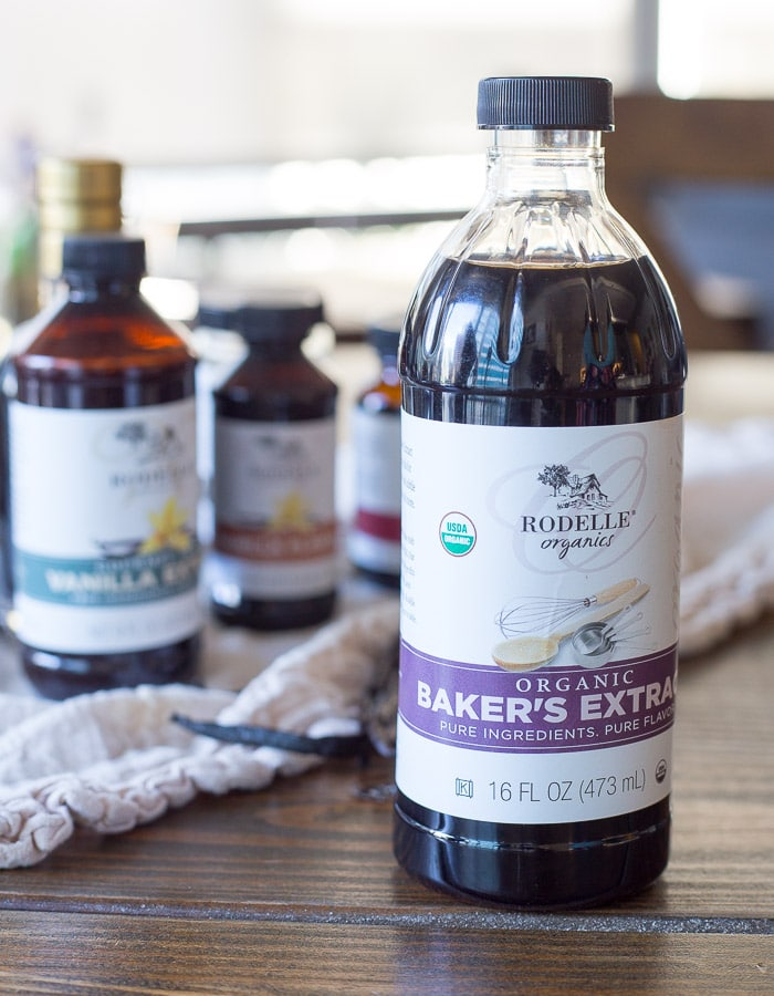 All About Vanilla for Baking, Comparing Vanilla Products
