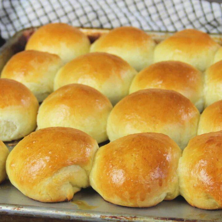 How To Make Yeast Rolls Baker Bettie