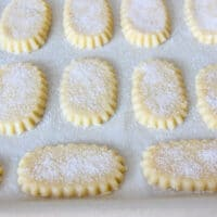 Basic Shortbread Cookies