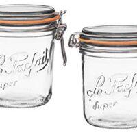 Jars for Sourdough Starter